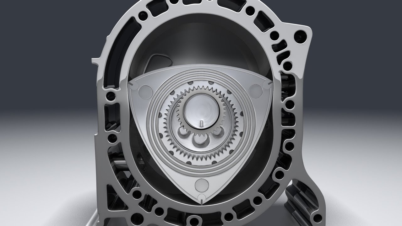 hight resolution of how a rotary engine works