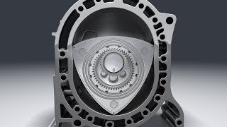 How a Rotary Engine Works thumbnail