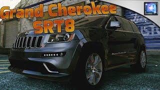 GTA 5 PC | 2013 Jeep Grand Cherokee SRT8