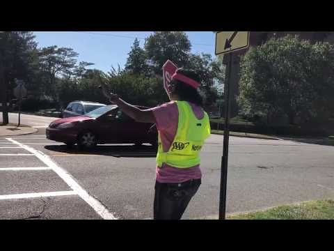 WATCH: Dancing Hackensack Crossing Guard Pulls Out All The Stops