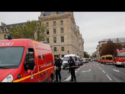 Нападение в Париже: рассматривается версия теракта