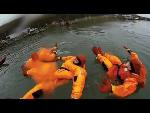 Svalbard/Spitzbergen Sailing Act 1 HD - GoPro HERO