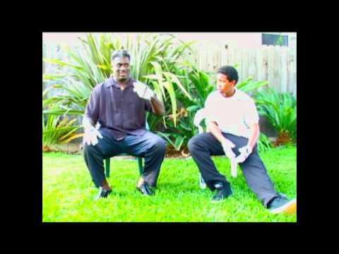 Danny 'Slapjazz' Barber and Sekani Thomas: An Apprenticeship in Hambone (aka Patting Juba)