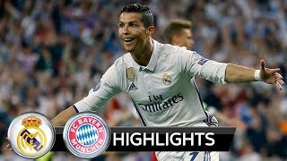Real Madrid vs Bayern Munich 4-2 Resumen All Goals & Extended Highlights Champions League