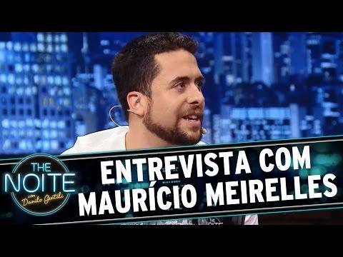 The Noite (18/08/15) - Entrevista com Maurício Meirelles