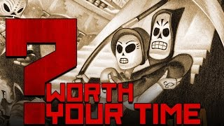 Grim Fandango Remastered - Worth Your Time?