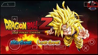 New Dragon Ball Z The Final Chaos Mega Mod TFC Shin Budokai 2 Download 2020