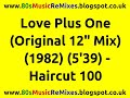 Love Plus One (Original 12