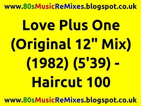 "Love Plus One (Original 12"" Mix) - Haircut 100 | Nick Heyward | 80s Pop Classics | 80s Jazz Funk"