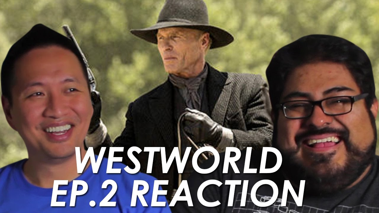 Download Westworld Episode 2 Reaction and Review 'Chestnut'