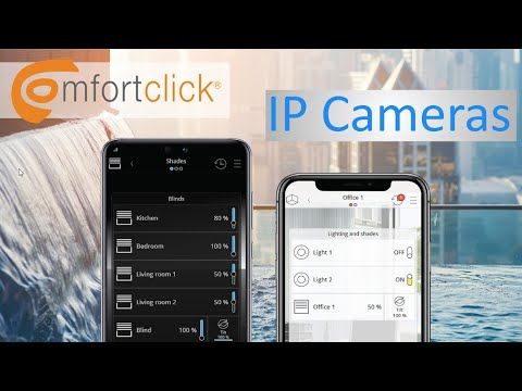 IP Camera - Smart Home Building Automation Software