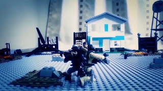 MEGA BLOKS Call of Duty Stopmotion ZOMBIE