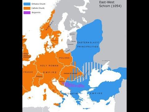 cisma-entre-a-igreja-do-oriente-e-a-igreja-do-ocidente---1054---história-do-cristianismo-30