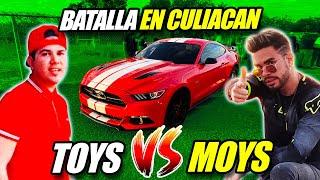 LOS TOYS VS LOS MOIS : PELEA ENTRE BANDOS DE CULIACAN 🔥