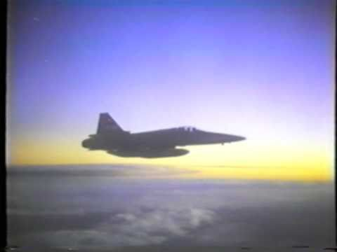 F-20 Tigershark Aircraft Sales Film