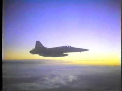 F-20 Tigershark Aircraft Sales Film