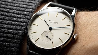 Nomos Orion Review | Your Perfect First Luxury Dress Watch?