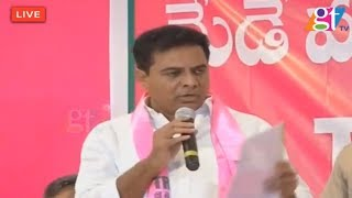 MAY Day Celebrations | Telangana Bhavan | KTR | TRS Party | Great Telangana TV