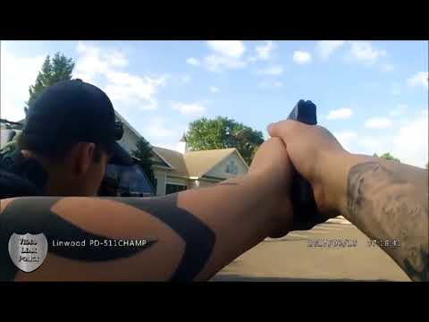 Body Cam Standoff Armed Dr. in Search Warrant Atlantic County Linwood PD