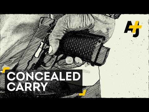 Driven By Fear: Handguns And The Rise Of Concealed Carry, Part 6  AJ Docs