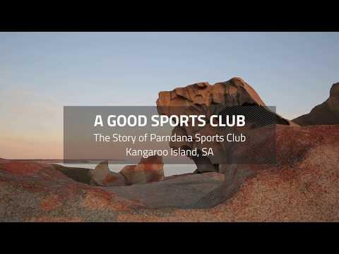 The story of Parndana Sports Club