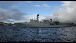 Arktisk Kommando på Færøerne