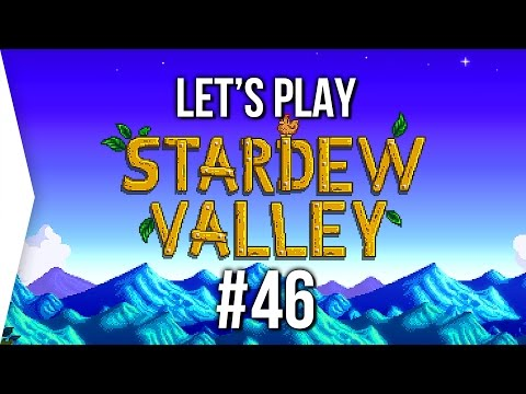 Stardew Valley #46 ► Bridge Repair [Winter]