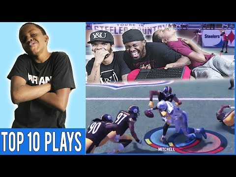 REACTING TO TRENT'S TOP 10 MUT WARS MOMENTS SELECTED BY YOU GUYS! - MUT Wars