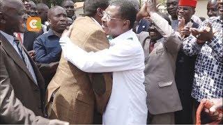 DP Ruto makes inroads in Western region
