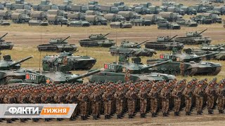 Новая угроза войны. Зачем Россия стягивает войска к границам Украины? Факти тижня, 04.04