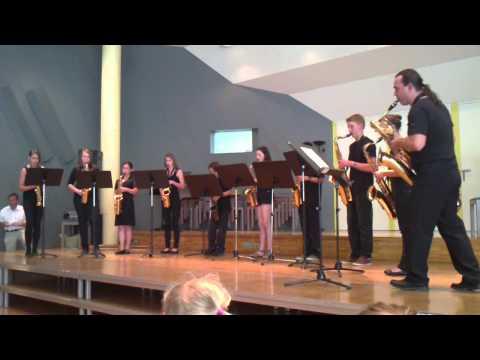Can Can Sax Ensemble