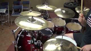Wes - Michael Jackson - Performed by Alien Ant Farm - Smooth Criminal Drum Cover