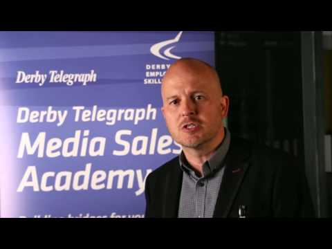 Derby Telegraph   Working Together with Derby College