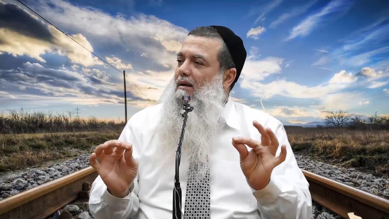 הרב יגאל כהן - קצרים | סיפור מצמרר על הבחור הנכה שרוצה רק ללכת על הרגליים [כתוביות]