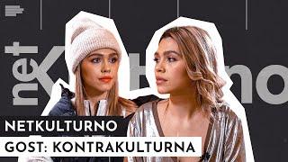 Kontrakulturna: Mnogo je teže biti Jelena Nikolić, nego Kontrakulturna! | NETKULTURNO | S01E17
