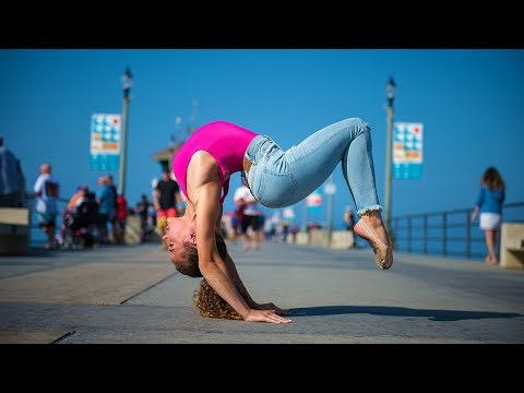 SOFIE DOSSI SHATTERS 10 MINUTE PHOTO CHALLENGE RECORD