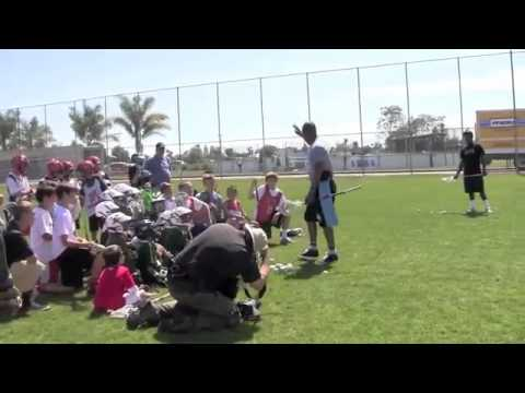 Lacrosse: How To Shoot With Kyle Harrison And Shamel Bratton