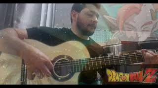 Dragon Ball Z Cover Tapion Guitar Thème  🔥Flamenco🔥 Version
