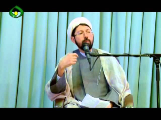 زمزم معرفت   مهدویت   حجت الاسلام آیتی   ۱۲۔۲۔۹۲ ۱ از ۳