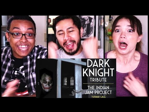 THE DARK KNIGHT (INDIAN VERSION) | Tushar Lall | TIJP | Reaction!