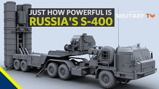 Just How Powerful is Russia's S-400 Air Defense System Can Take On (And Assassinate ) Any Air Force