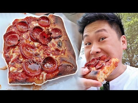 BEST NEW YORK PIZZA TASTE TEST