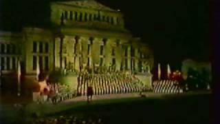 Parademarsch der 18er Husaren
