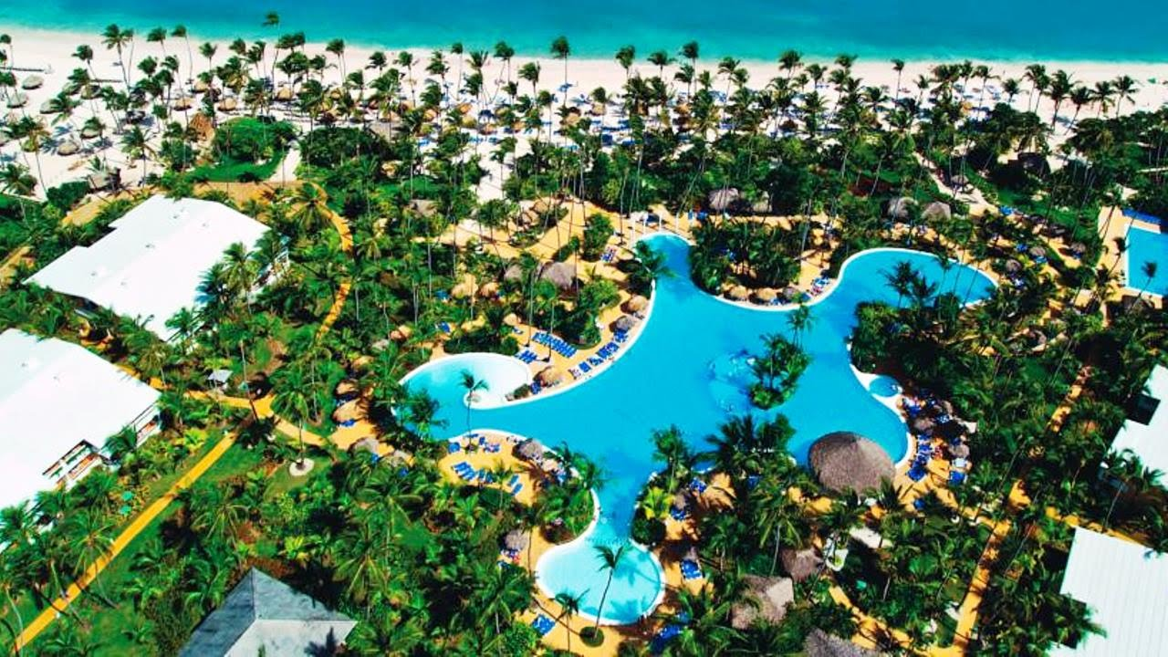 Melia caribe tropical all inclusive punta cana dominican republic 5 stars hotel