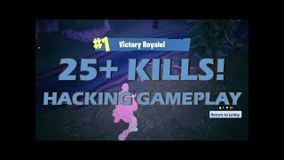 FORTNITE HACK | ESP/Aimbot/WH/Telekill| Fortnite Cheat [Undetected/29.01.2019]