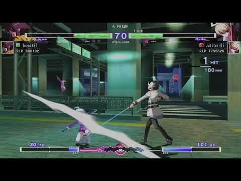 UNDER NIGHT IN-BIRTH Exe:Late[st] Quick Gameplay  