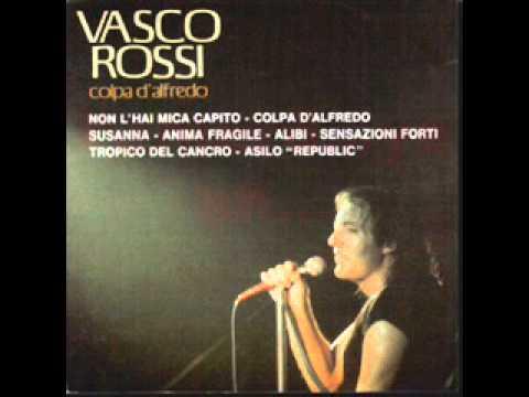 Vasco Rossi - Asilo Republic Testo