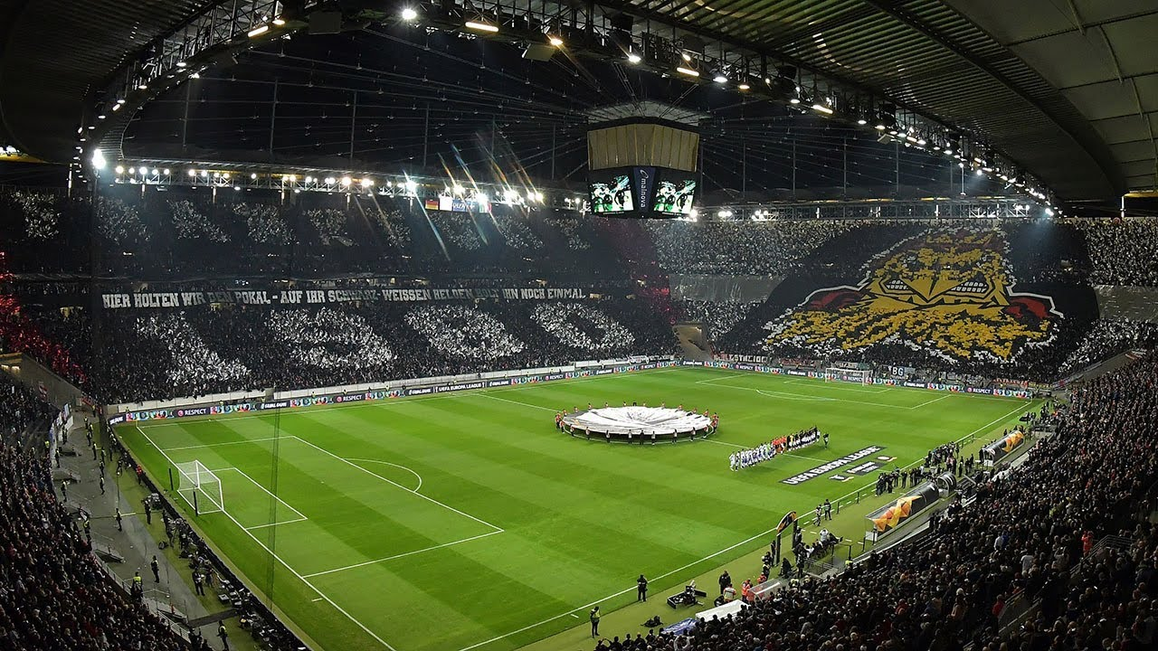 Europa League Eintracht