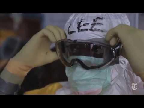 How Ebola Gets Around