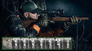 Правила и особенности охоты с тепловизором